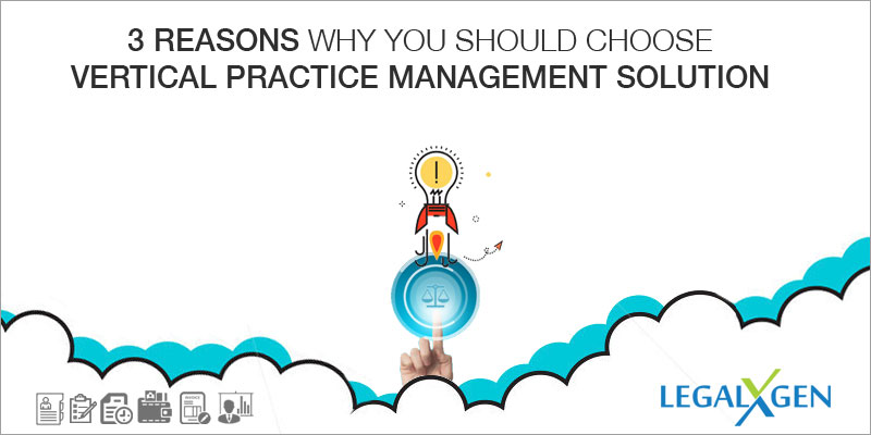A vertical SaaS Solution for Law Practice