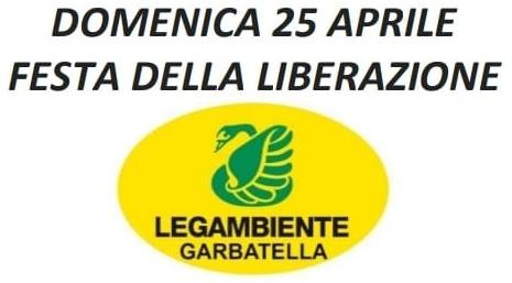 25 aprile: Festa della Liberazione al Parco Garbatella