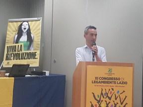 Stefano Ciafani, presidente nazionale Legambiente