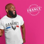 T-shirt Homme Le Gaminet «Origine France Garantie»