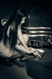 Thierry Giraud   20 Septembre 2015   Petite séance de photo au Garage