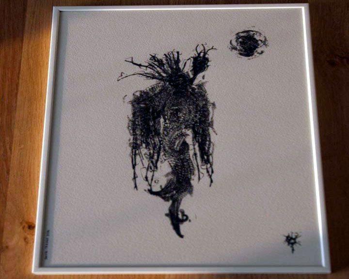David Cragné | Neverborn Thought IV.