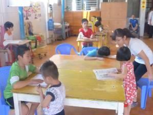 20 mars 2016 | Un toit renove pour des enfant à l'abri