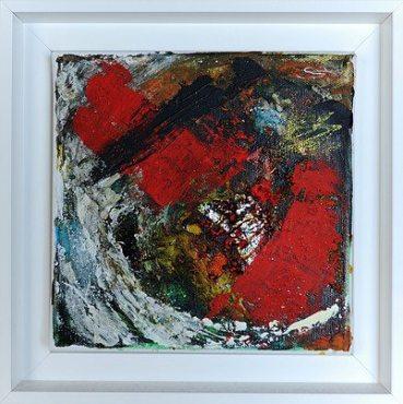Mireille Stricker-Puaud – Peinture abstraite