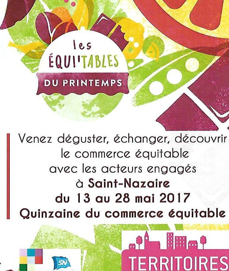 26 mai & 28 mai 2017   les Equi'tables du printemps au Garage