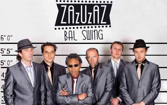 Zazuzaz Bal Swing