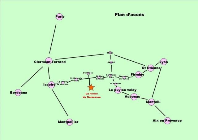 plan acces garnasson
