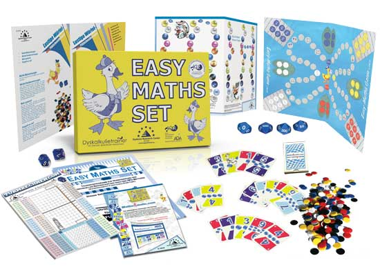 Easy Maths Set
