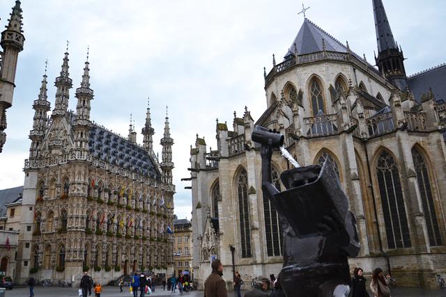 Lovaina, Bélgica, Leuven