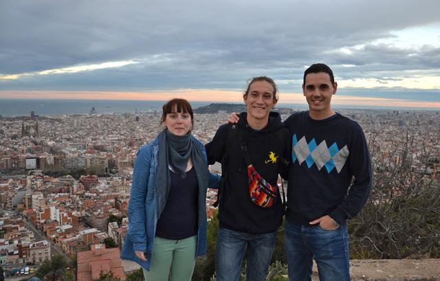 Miradores Barcelona 08