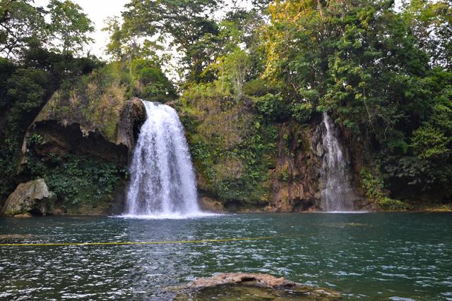 Cascada Welib Há, Chiapas