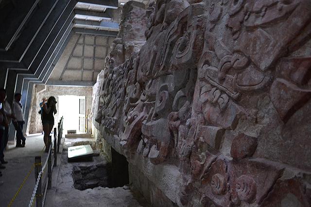 Campeche, Balamkú (México)