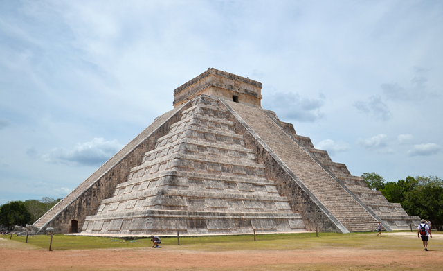 Chichén Itzá, Yucatán (México)
