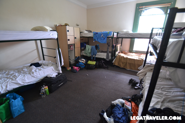 hostel barato sydney