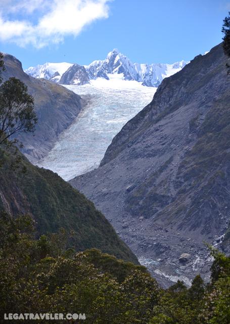glaciar fox foto nueva zelanda