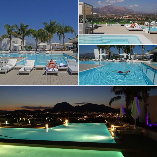 piscina sha wellnes clinic hotel