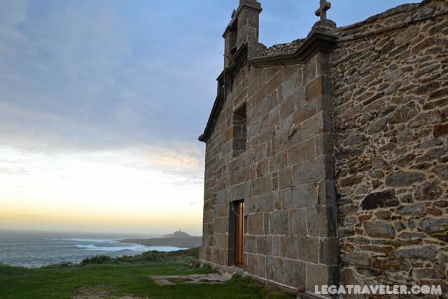 Ermita de la Virgen del Monte Camariñas