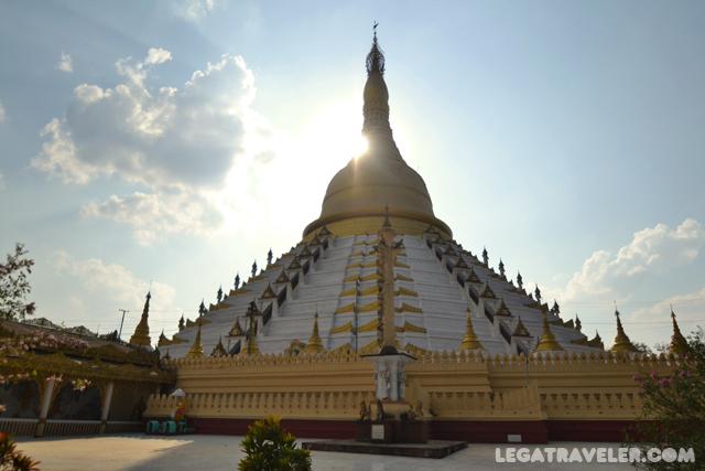 Pagoda Mahazedi Myanmar