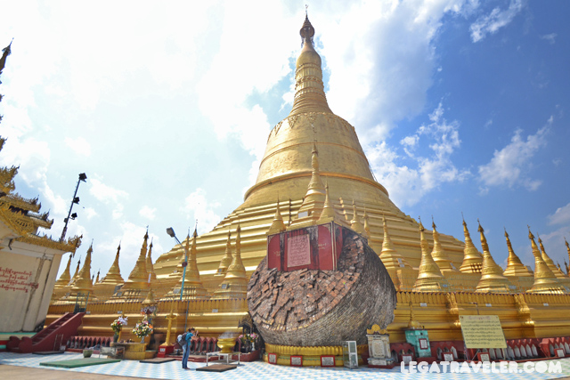 Shwemawdaw Paya Myanmar