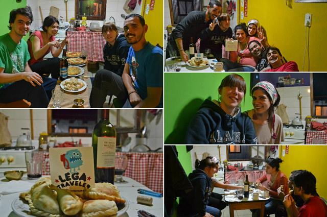 couchsurfing en ushuaia argentina