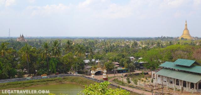 que-ver-en-bago-myanmar