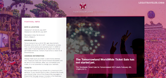 comprar-entradas-tomorrowland