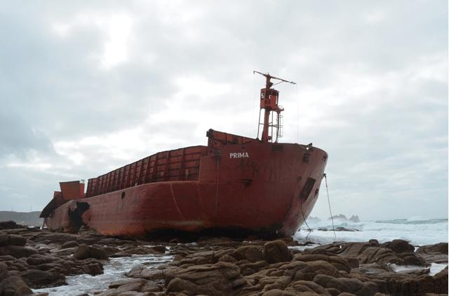 ruta de los naufragios