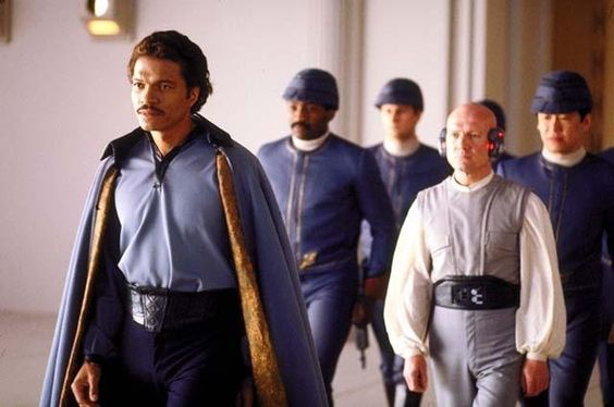 Image result for Lando cloud city