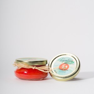 4 Ounce Orange Spice Scented Tureen Jar Candle