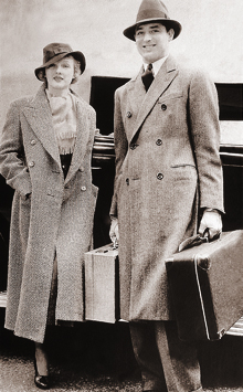 Legendary Cary Grant :: Tall, Dark & Handsome :: Wives