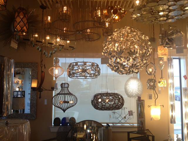 Showroom Lighting Fixtures