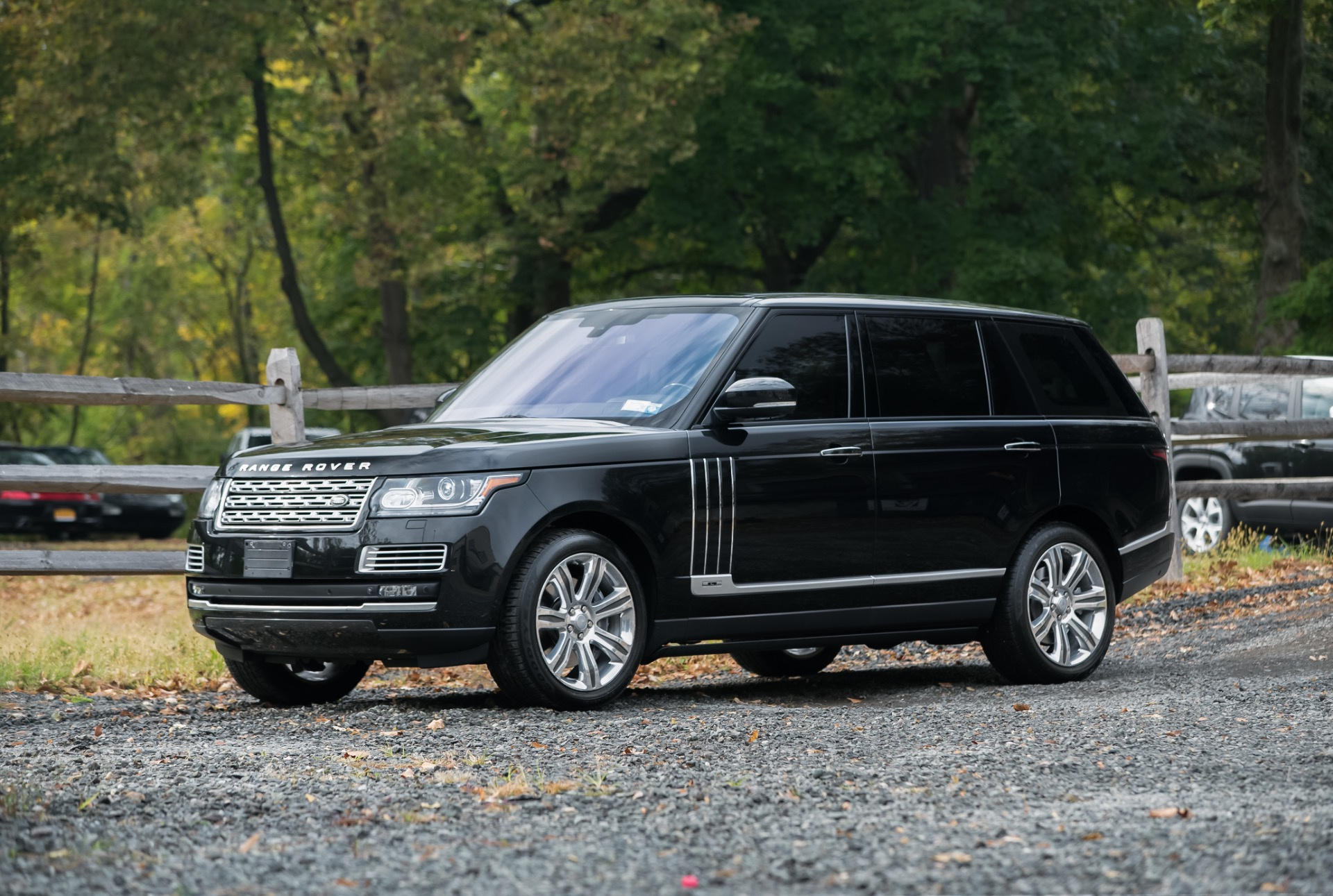 2015 Land Rover Range Rover Autobiography LWB Black Edition