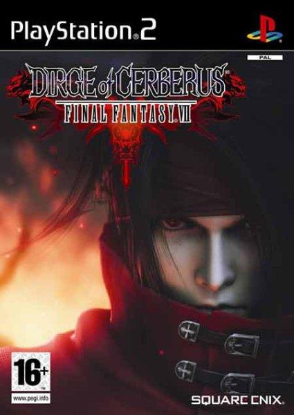 Final Fantasy VII Dirge Of Cerberus Fiche RPG Reviews