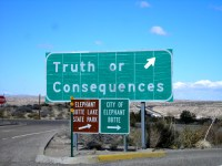 Truth or Consequences, NM; Legends of America