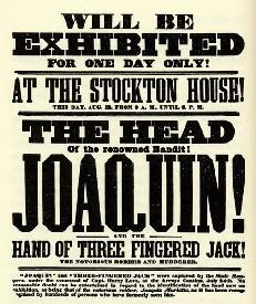 Joaquin Murreita's Head Advertising