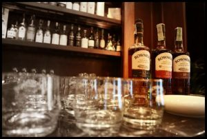 bowmore glasses