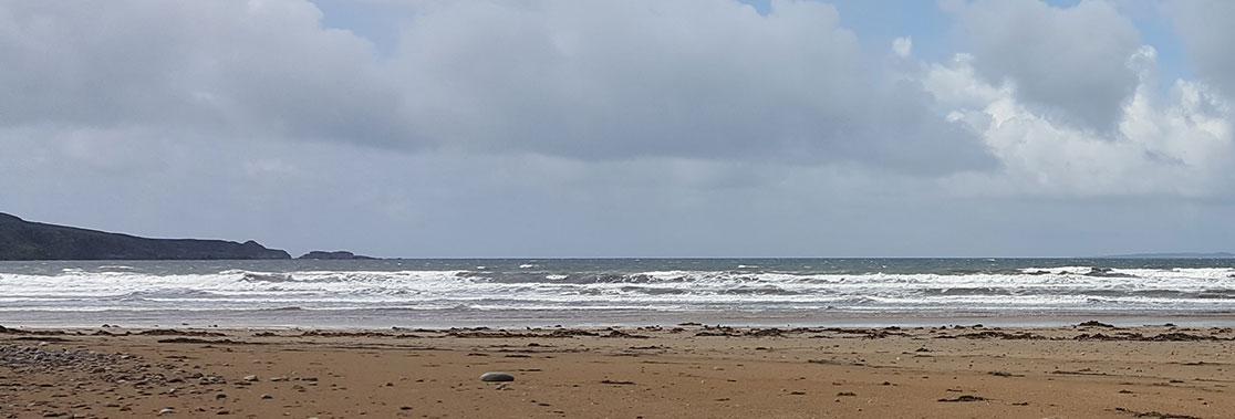 Big Strand Islay - Malcolm Levon