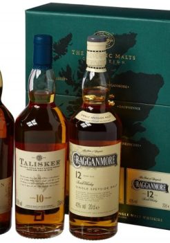 Classic Malts Strong Collection 20 cl (Case of 3)