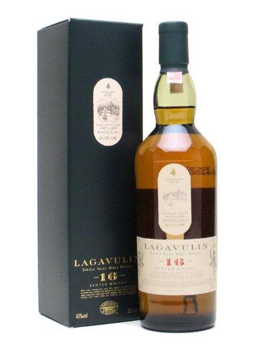 Lagavulin - 16 yo - Islay Single Malt Scotch Whisky - 20cl