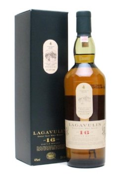 Lagavulin - 16 yo - Islay Single Malt Scotch Whisky - 20cl