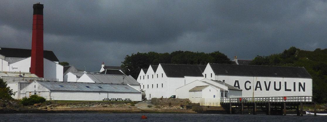 Lagavulin Distillery - Malcolm Levon