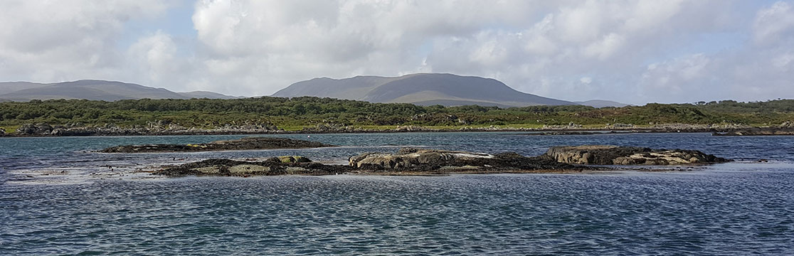 Seascape Islay - Malcolm Levon