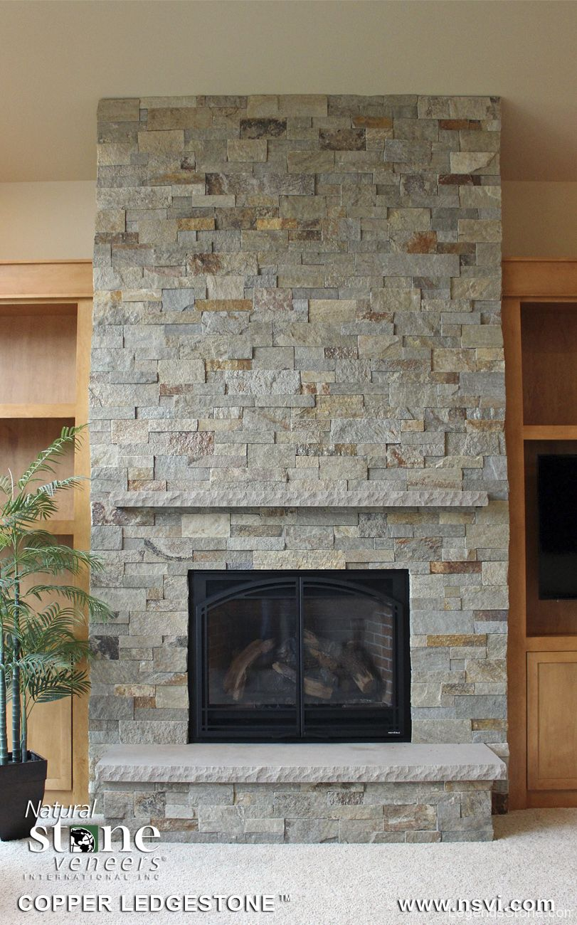 Copper Ledgestone Legends Stone Natural Stone Building Stone Thin Veneer Houston Tx