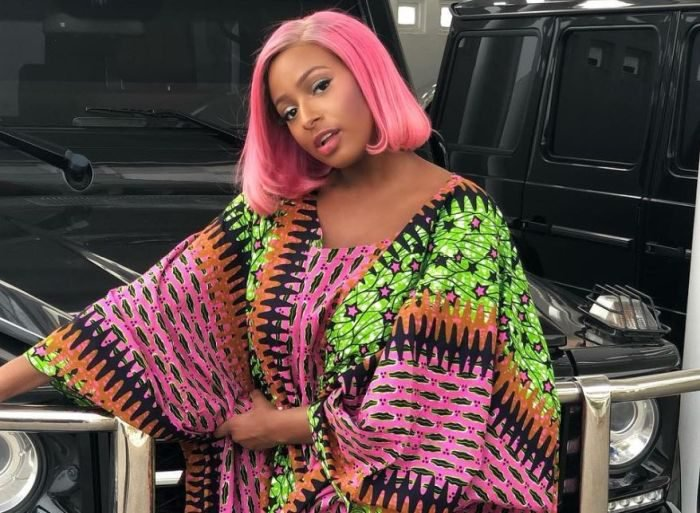I Fought With Demons At Night – DJ Cuppy Reveals