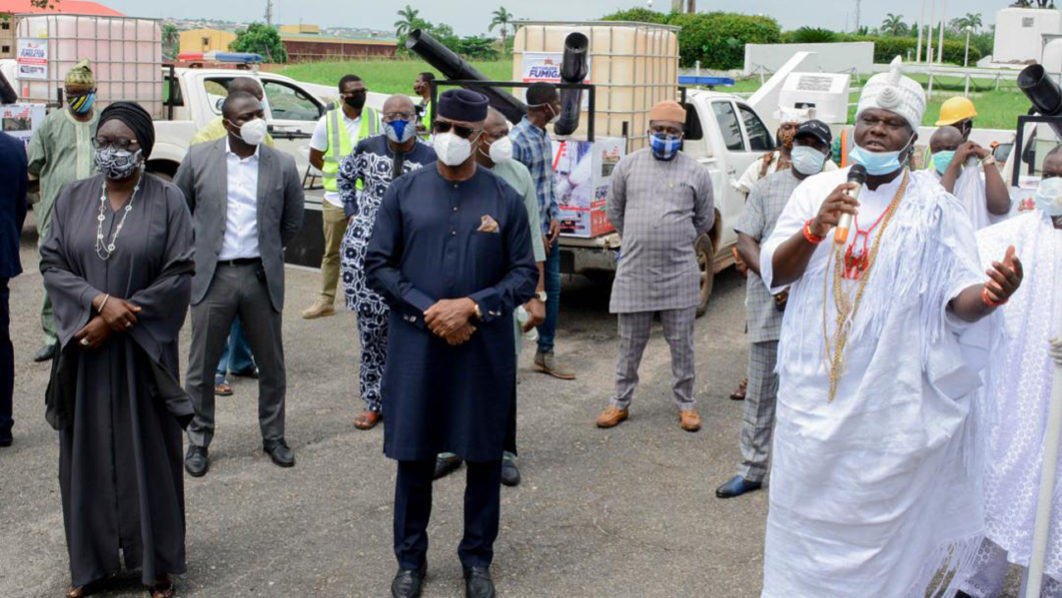 Good New: Traditional cure for virus ready soon, says Ooni