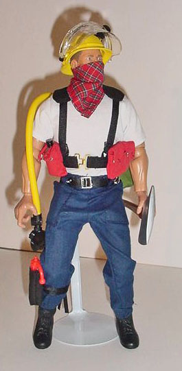 Fire And Emergency Action Figures