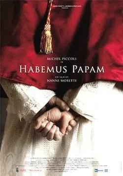 habemuspapam Recensione di Habemus Papam di Nanni Moretti Film tratti da libri
