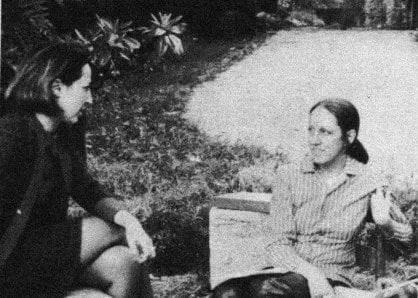 1300830308Carla Lonzi con Carla Accardi, 1970