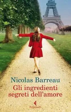 Recensione di Gli ingredienti segreti dell'amore di Nicolas Barreau