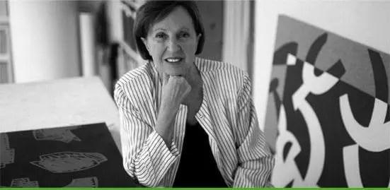 2703 Addio a Carla Accardi: da Trapani il cuore dell'astrattismo italiano Arte